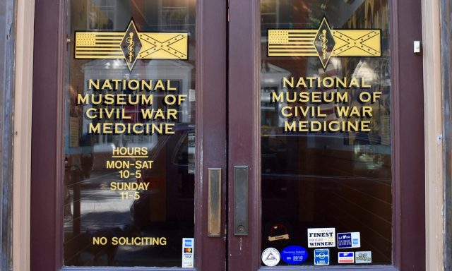 National Museum of Civil War Medicine