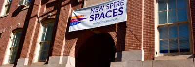 New Spire Spaces