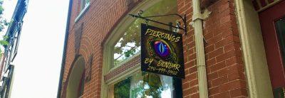 Piercings by Dendar