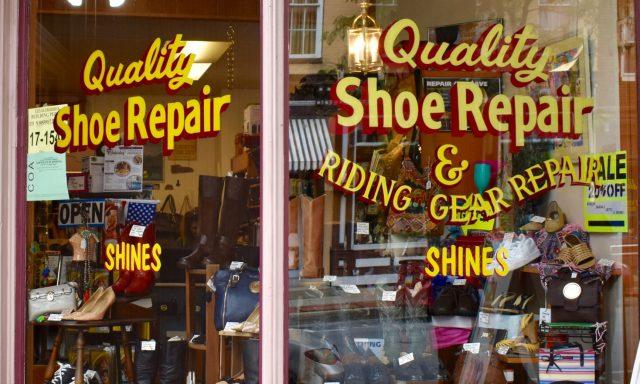 Quality Shoe Service