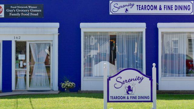 Serenity Tearoom & Fine Dining