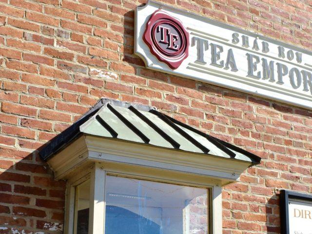 Shab Row Tea Emporium