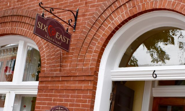 SIX EAST Salon & Spa