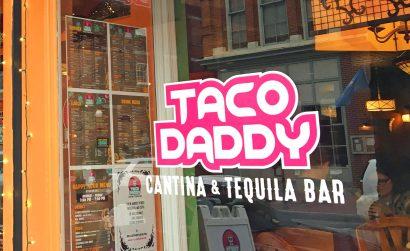 Salsa Saturday @ Taco Daddy Cantina