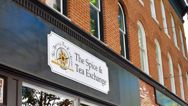 The Spice & Tea Exchange of Frederick
