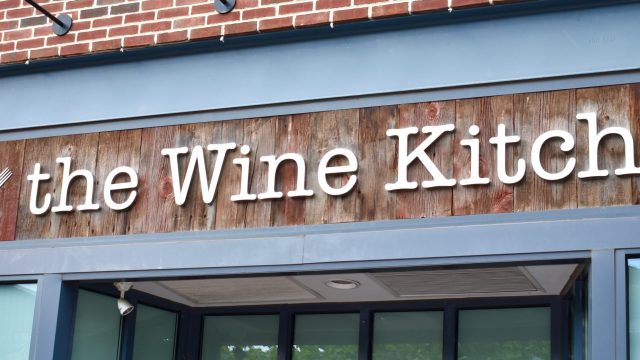 The Wine Kitchen on the Creek