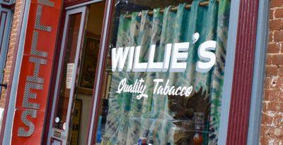 Willie's Smoke Shop