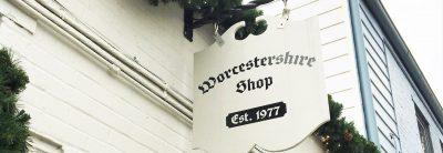 Worcestshire Shop