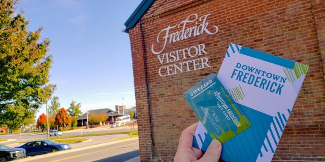 How to Spend your Downtown Frederick Gift Card