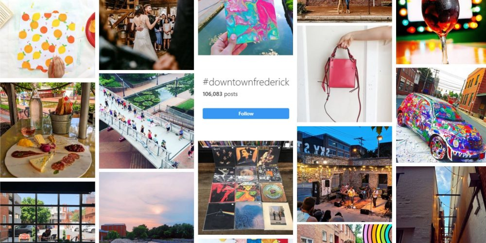 Five Hashtags You Should Be Following in #DowntownFrederick