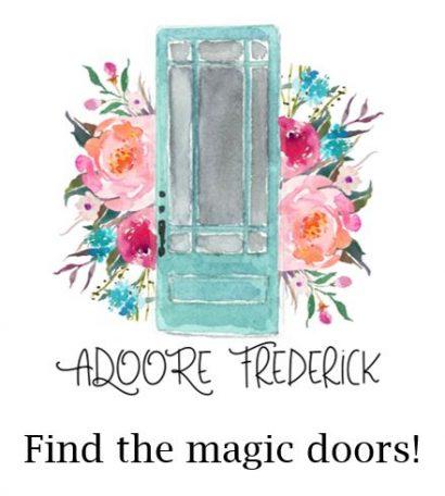 Adoore Frederick: Magic Door Scavenger Hunt