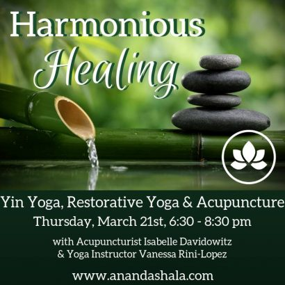 yin yoga restorative yoga and acupuncture for the equinox