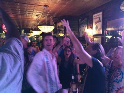 JJ Billings Band hits Bushwaller's