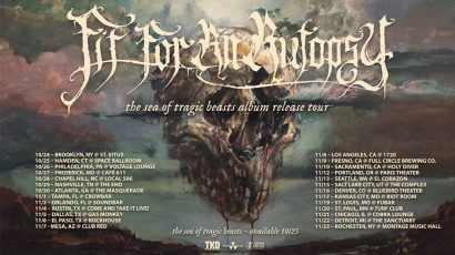 Fit For An Autopsy + More TBA