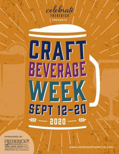 Craft Beverage Week sponsored by Homegrown Frederick