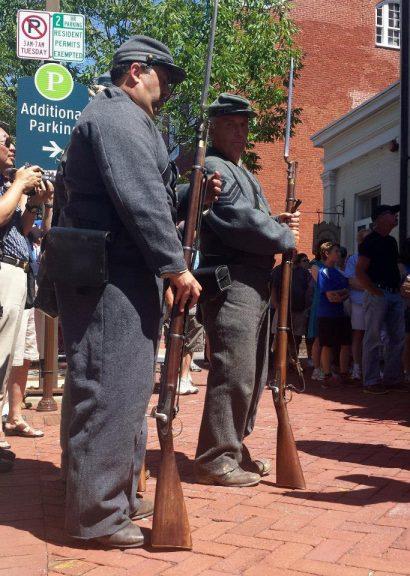 Civil War Walking Tour