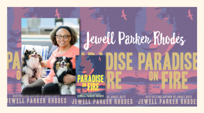 Jewell Parker Rhodes: Paradise on Fire