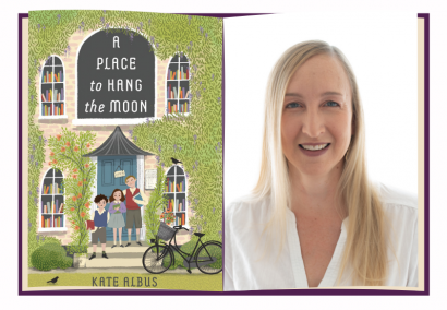 Kate Albus: A Place to Hang the Moon