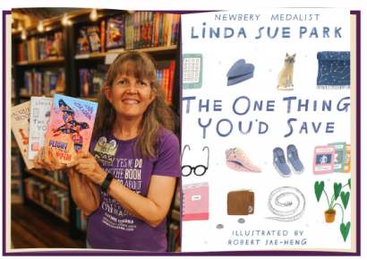 Summer Book Chat for Parents + Tweens