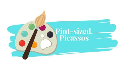 Pint-sized Picassos