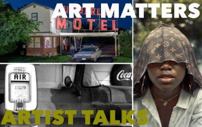 Art Matters Artist Talks
