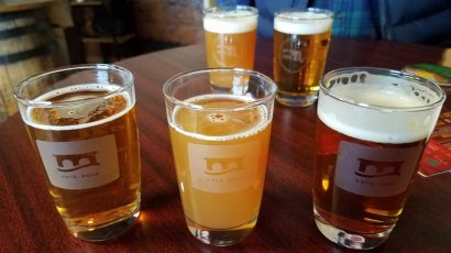 Beer Tasting with Monocacy Brewing