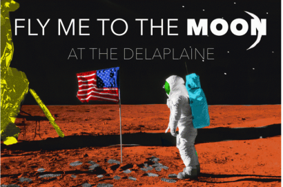The Delaplaine's Annual Gala: Fly Me To The Moon