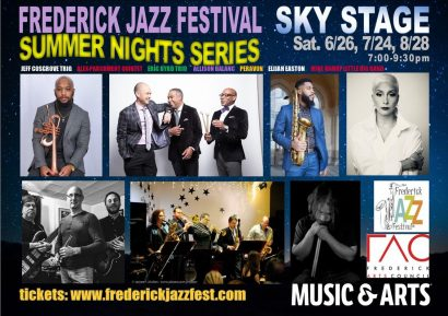 Frederick Jazz Festival Summer Nights Series