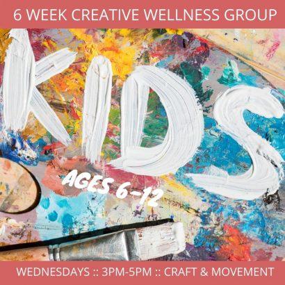 After School Creative Wellness Kids