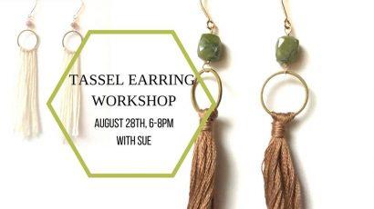 Tassel Earring Workshop