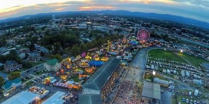 The History of the Great Frederick Fair