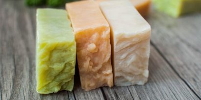 Soap Making and a Movie
