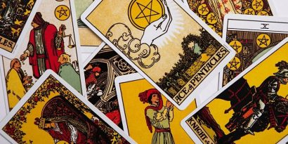 Tarot Cards and Tea Leaves