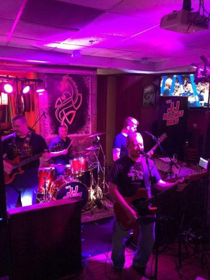 JJ Billings Band at JoJo's Tap House