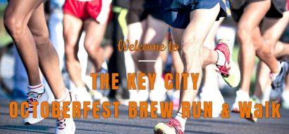 The Key City Octoberfest Brew Run & Walk