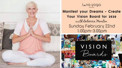 Manifest your Dreams – Create Your Vision Board for 2020