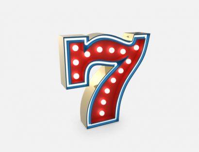 Lucky No. 7 Night