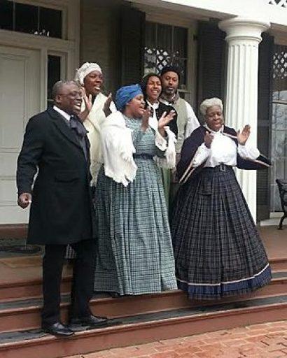 The Washington Revels Jubilee Voices
