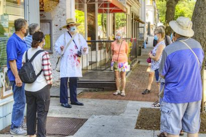 Walking Tours with National Museum of Civil War Medicine