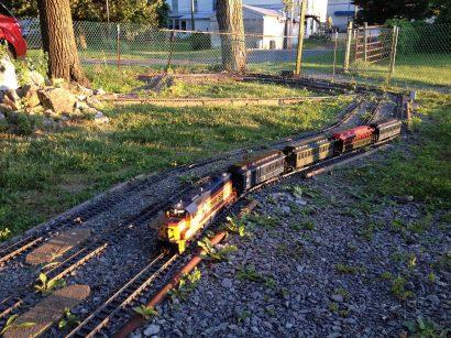 Open Yard Days (Model Train Show)