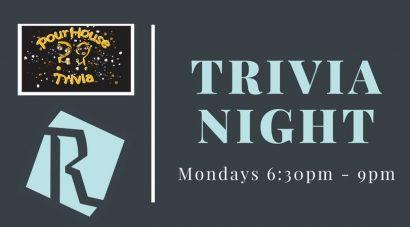 Trivia Night Mondays