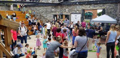 Kids Storytime & Dance Party w/FCPL