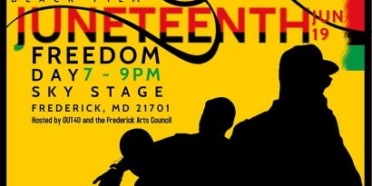 Juneteenth: Freedom Day at FAC's Sky Stage
