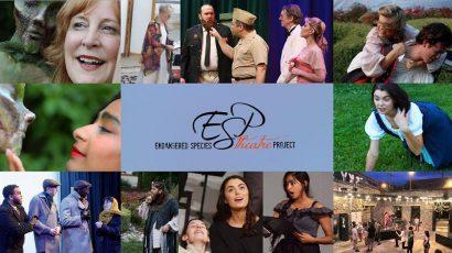 Shakespeare Festival Sneak Peaks: Live & Streamed
