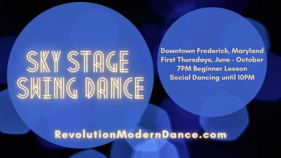 Sky Stage Swing Dance