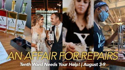 An Affair for Repairs! Special Deals 8/3-8/9