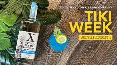 Tenth Ward's Tiki Week