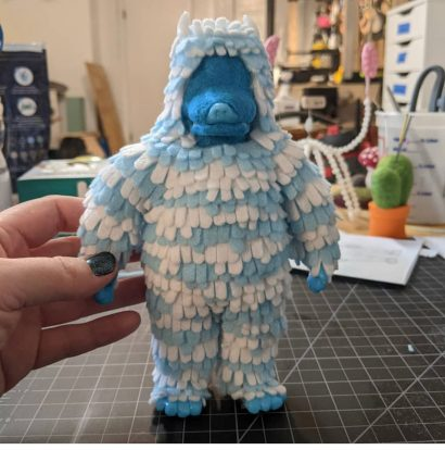 Demo Days: Live Puppet-Making demo with Courtney Johnson