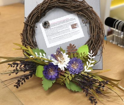 Fall Wreath Craft Party