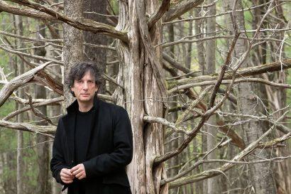 Frederick Speaker Series presents An Evening with Neil Gaiman